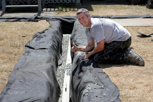 perimeter drainage